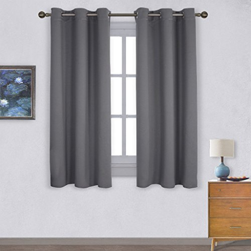 NICETWON Insulated Blackout Curtains