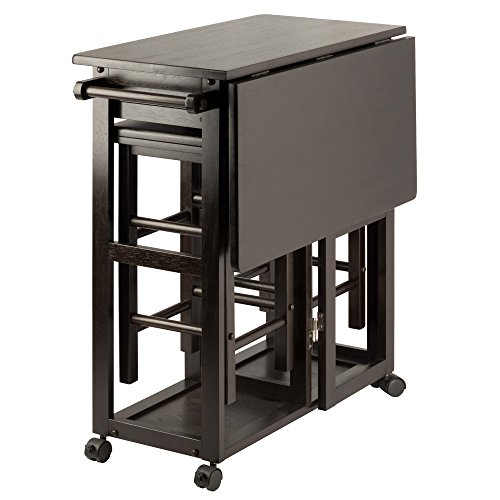 Winsome Suzanne Space Saver Kitchen Table