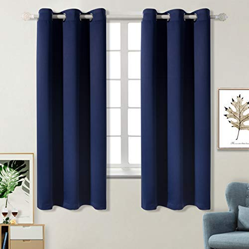 BGment Blackout Curtains with Grommet Thermal Insulation