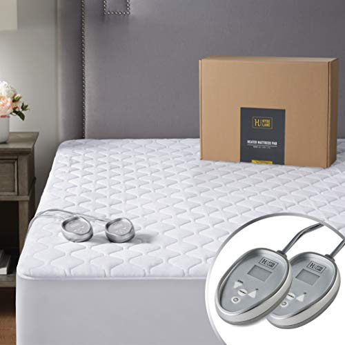 Premium Mattress Heating Pad Queen Size