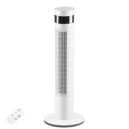 Kismile Portable Tower Fan with Remote